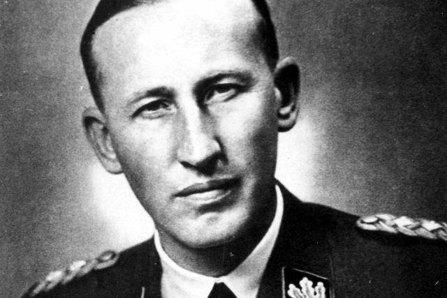 zastupující říšský protektor Reinhard Heydrich