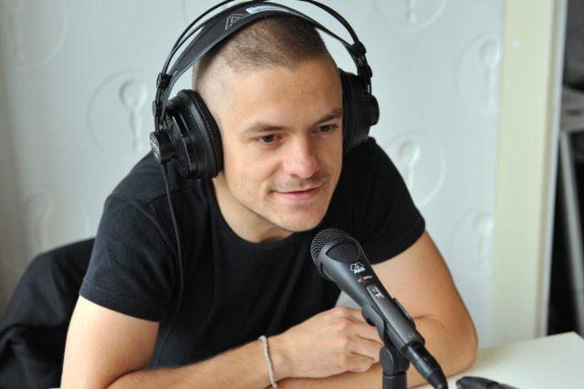 Jiří Mádl mluvil nejen o filmech a své herecké kariéře, ale také o výuce cizích jazyků