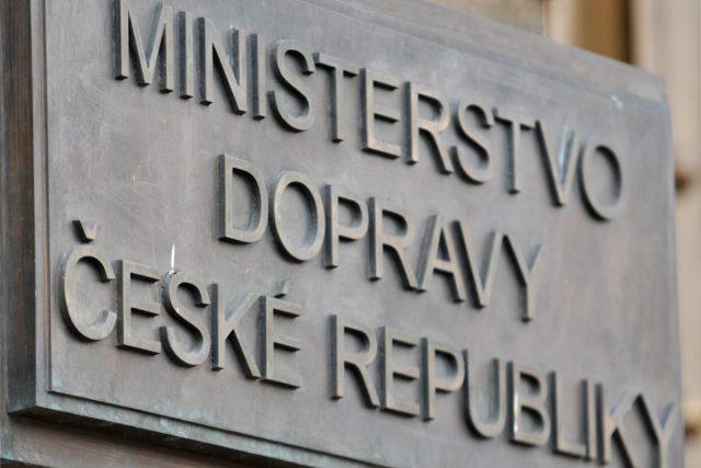 Ministerstvo dopravy České republiky (ilustrační foto)