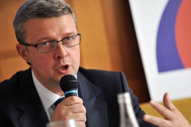 předseda Asociace malých a středních podniků a živnostníků (AMSP) Karel Havlíček
