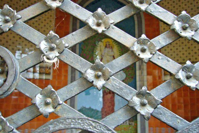 Vyobrazení Panny Marie v Malých Svatoňovicích | foto: Noemi Fingerlandová