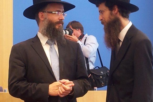 Útoky na židovské obyvatele v Berlíně vyvolávají debatu o nové vlně antisemitismu (ilustrační foto)