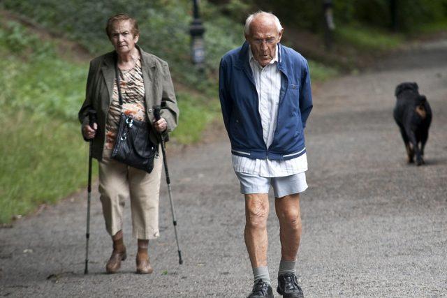 Někteří senioři mají o důchodové reformě poměrně dobré znalosti (ilustrační foto)