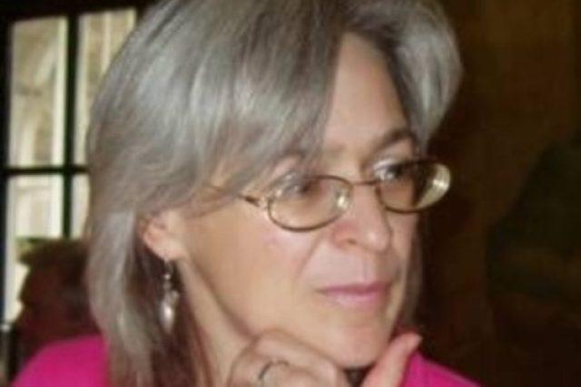 Anna Politkovska | foto: Libor Dvořák,  Český rozhlas