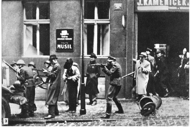 Pražské povstání 1945 | foto:  Archiv ČRo