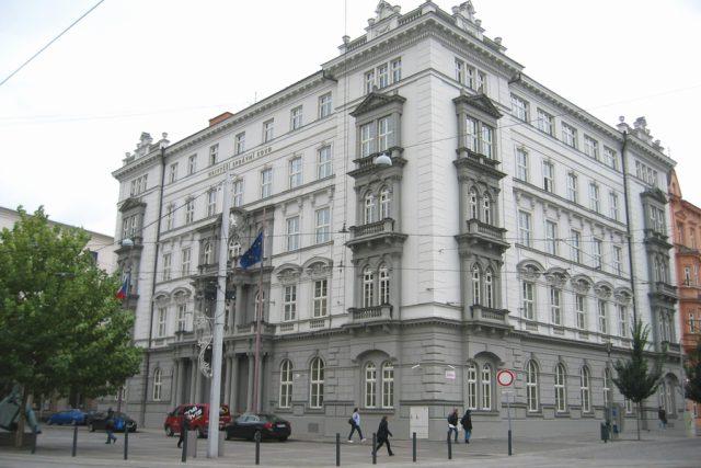 Nejvyšší správní soud, Brno