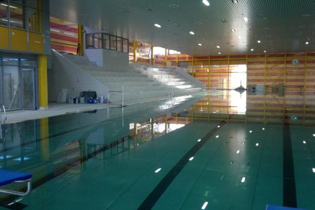 Aquapark Šutka - bazén