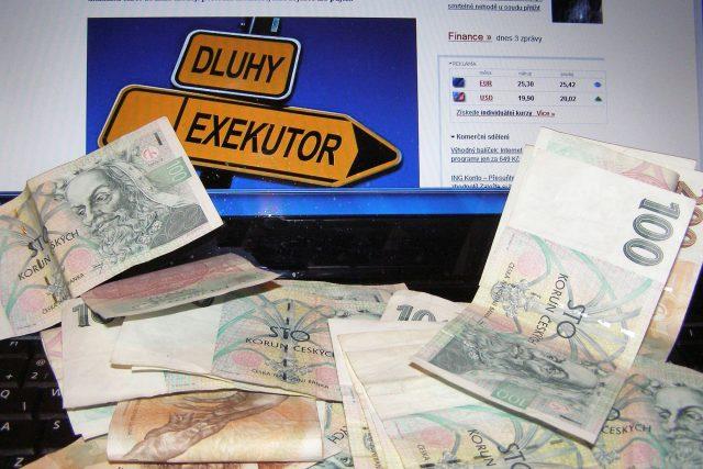 Dluhy - exekuce