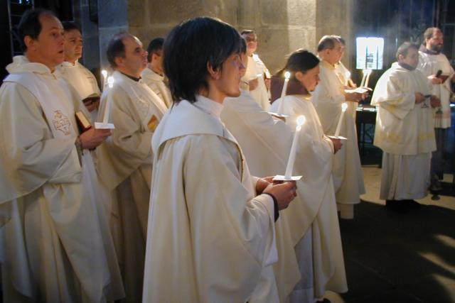 Kněží římskokatolické církve