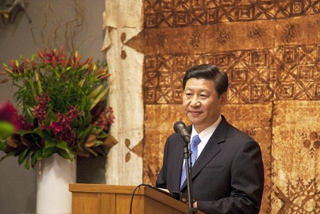 Nový čínský vládce - Si Ťin-pching