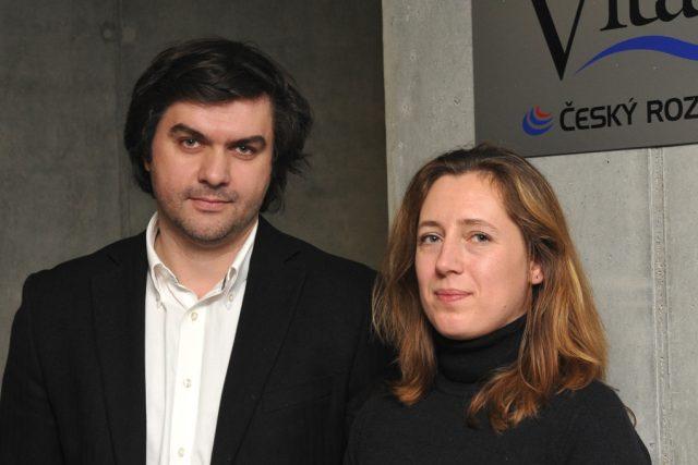 Denis Molčanov a Zuzana Li