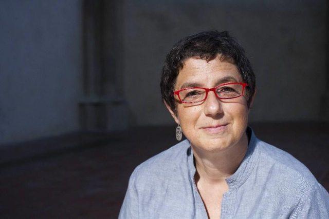 Milena Bartlová,  historička umění    foto: Jan Rasch