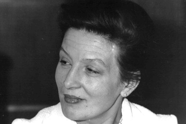 Dana Medřická-1966
