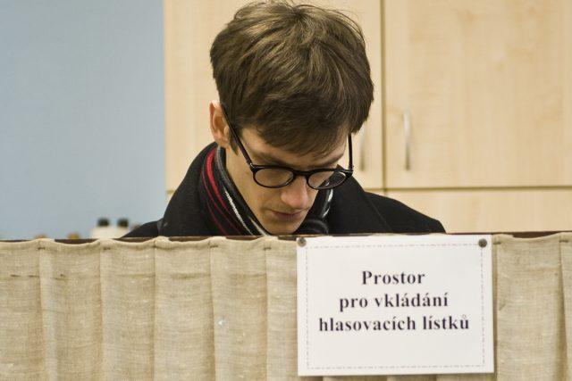 Prezidentské volby (ilustrační foto)