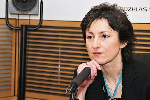 Lenka Eckertová