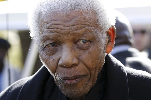 Nelson Mandela | foto: ČTK