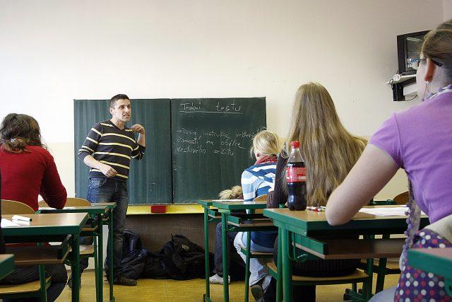 Vůbec nic hrozného se nestane,  pokud maturitu převezmou školy a její státní podoba zcela zanikne | foto: Filip Jandourek