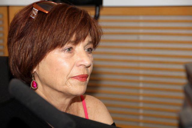 Scenáristka Marta Skarlandtová byla hostem Radiožurnálu