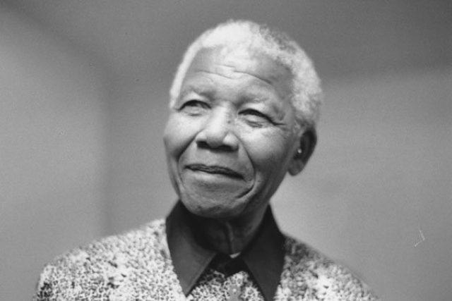 Nelson Mandela (2000)