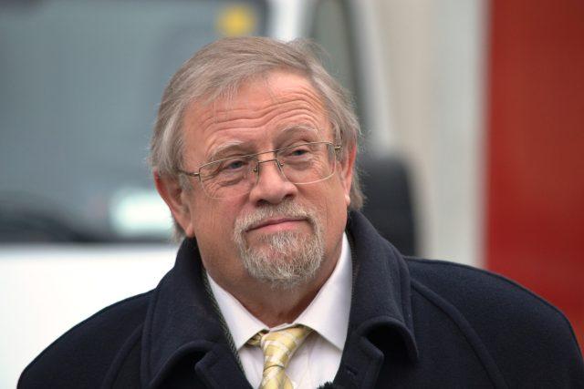 Filozof a vysokoškolský učitel Daniel Kroupa