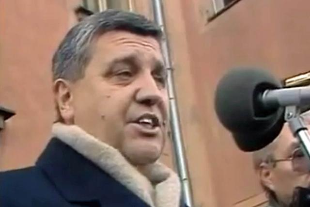 Projev Miroslava Štěpána v ČKD 23. listopadu 1989