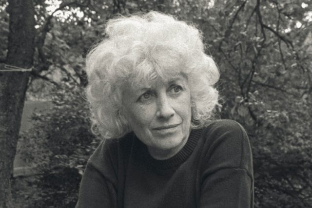 Olga Havlová | foto:  Knihovna Václava Havla
