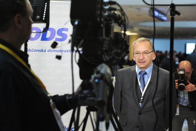 Kongres ODS v Olomouci, jaroslav Kubera