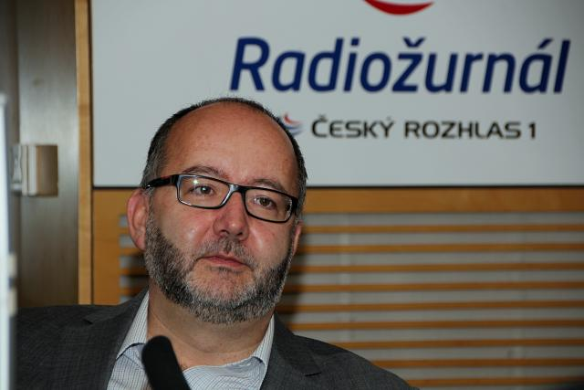 Miroslav Bárta,  vedoucí výzkumného projektu v egyptském Abúsíru  | foto: Prokop Havel,  Český rozhlas
