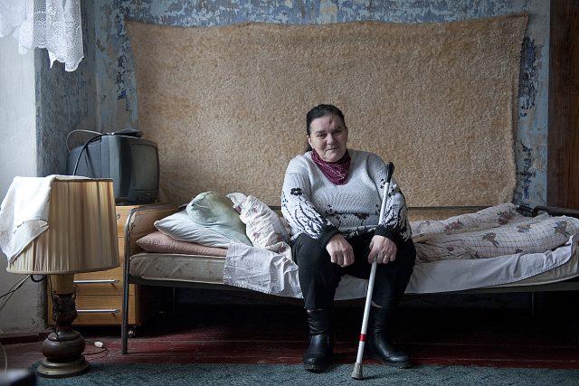bydlení pro sociálně slabé v Třešti