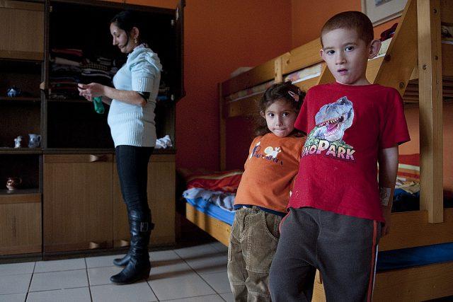 bydlení pro sociálně slabé v Třešťi