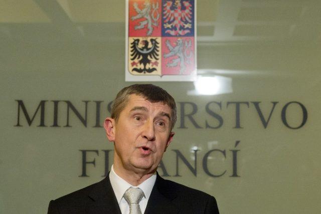 Andrej Babiš převzal ministerstvo financí. 29. 1. 2013