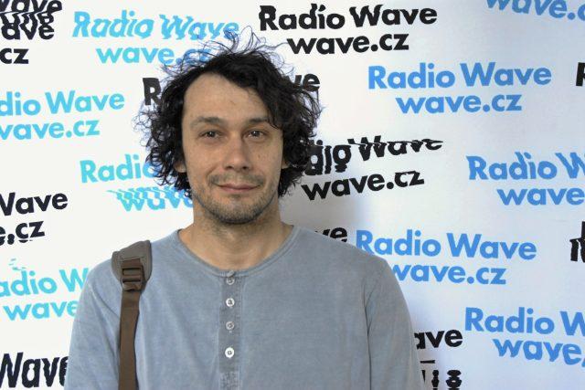 Pavel Liška na Radiu Wave