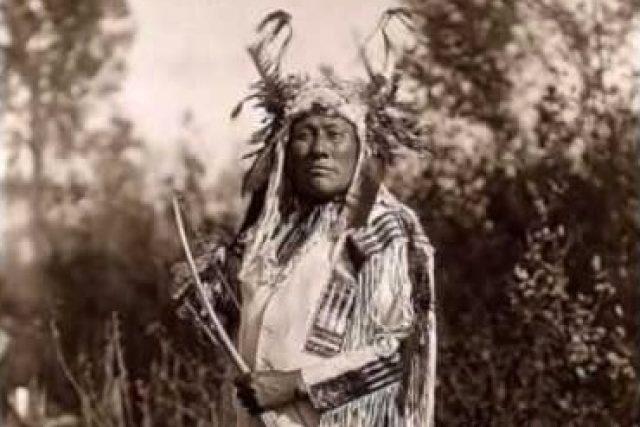 Indián kmene Čerokí