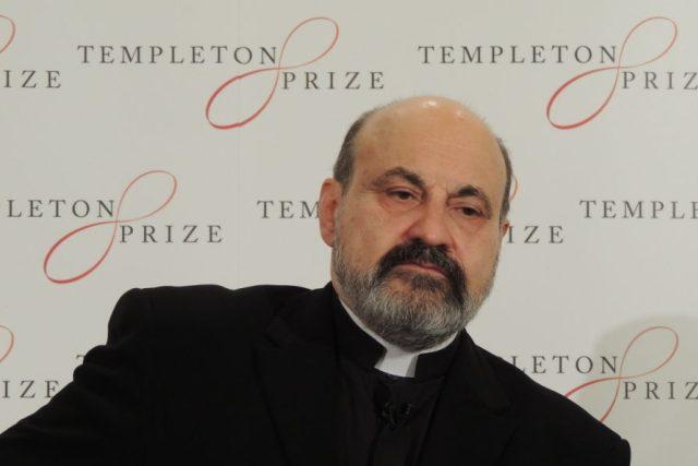 Duchovní a filosof Tomáš Halík dostal Templetonovu cenu