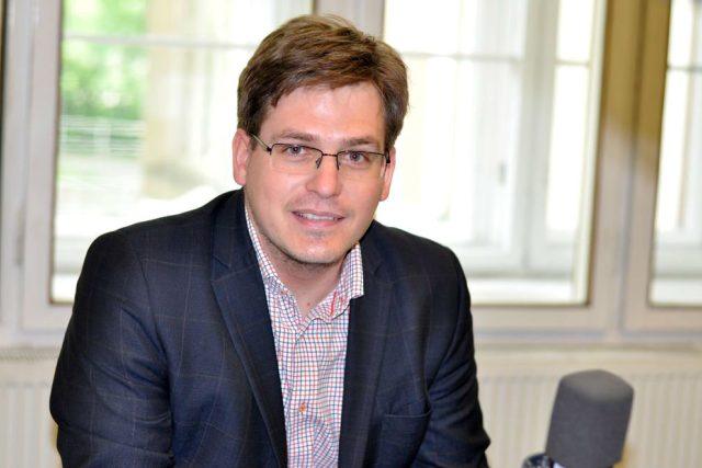 Michal Šimek, expert aukčního domu Dorotheum v oblasti výtvarného umění