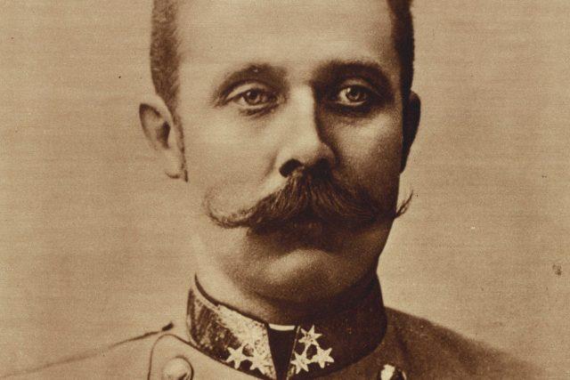 Arcivévoda František Ferdinand d'Este