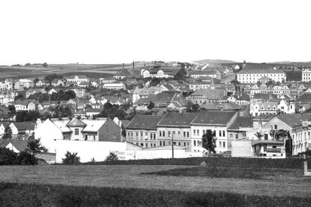 Německý Brod na počátku 20. století