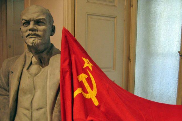 Komunismus. Ilustrační foto.