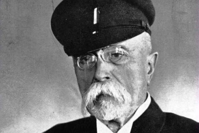 T. G. Masaryk | foto: Archivní a programové fondy Českého rozhlasu
