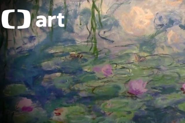 Monet na ČT art