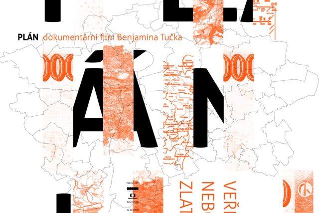 Plakát dokumnetu Benjamina Tučka Plán
