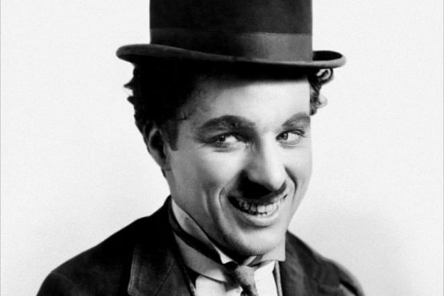 Charlie Chaplin  (1915) | foto: PD Jankens
