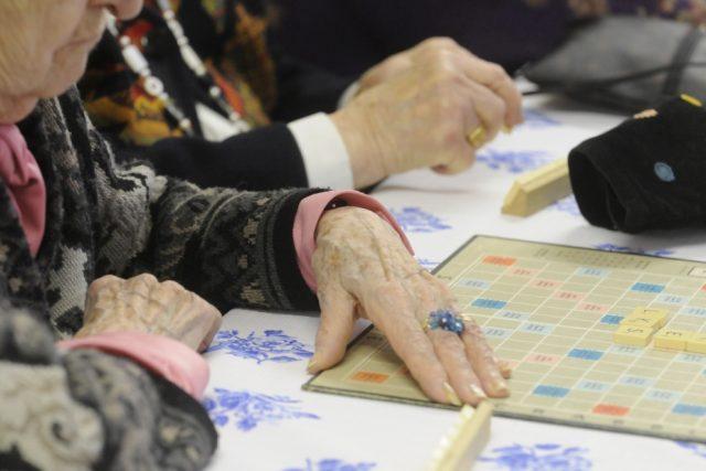 Důchodci | foto: Fotoservis Evropského parlamentu