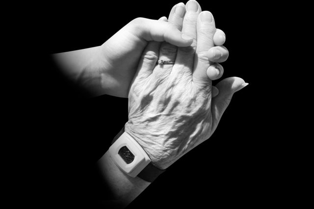 Pomoc seniorům  (ilustr. obr.) | foto: Public Domain Pictures,  Irene Marie Dorey