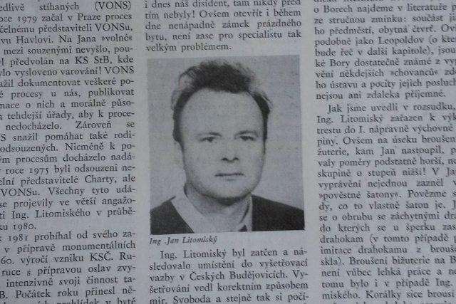 Jan Litomiský, ilustrační foto