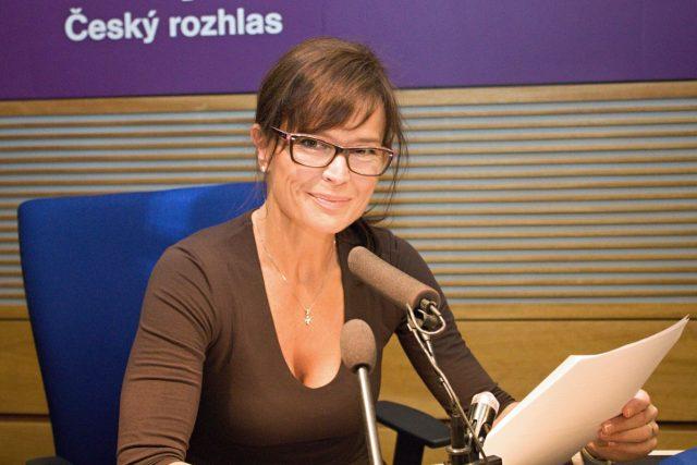 Olga Šípková: S vrcholovým sportem jsem skončila v 28 letech,  byla jsem už dost unavená | foto: Adam Kebrt,  Český rozhlas