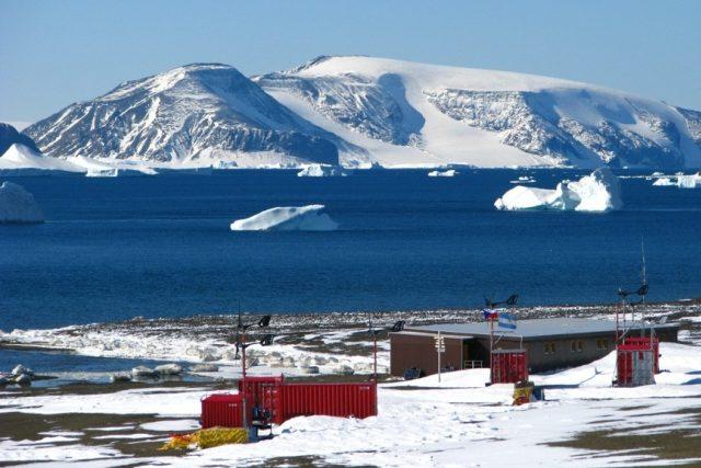 Mendelova polární stanice na Antarktidě