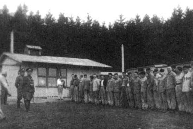 Romský koncentrační tábor Lety u Písku