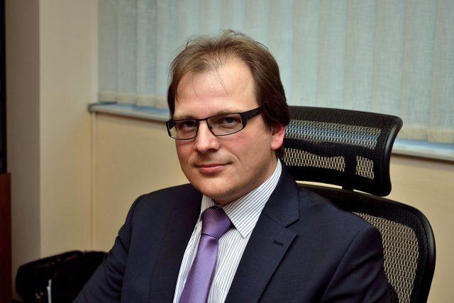 Generální ředitel Ředitelství silnic a dálnic Ing. Jan Kroupa