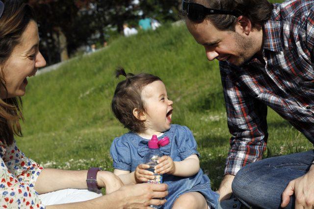 rodina - rodiče a děti